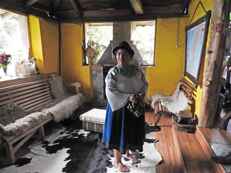 Quechua-woman