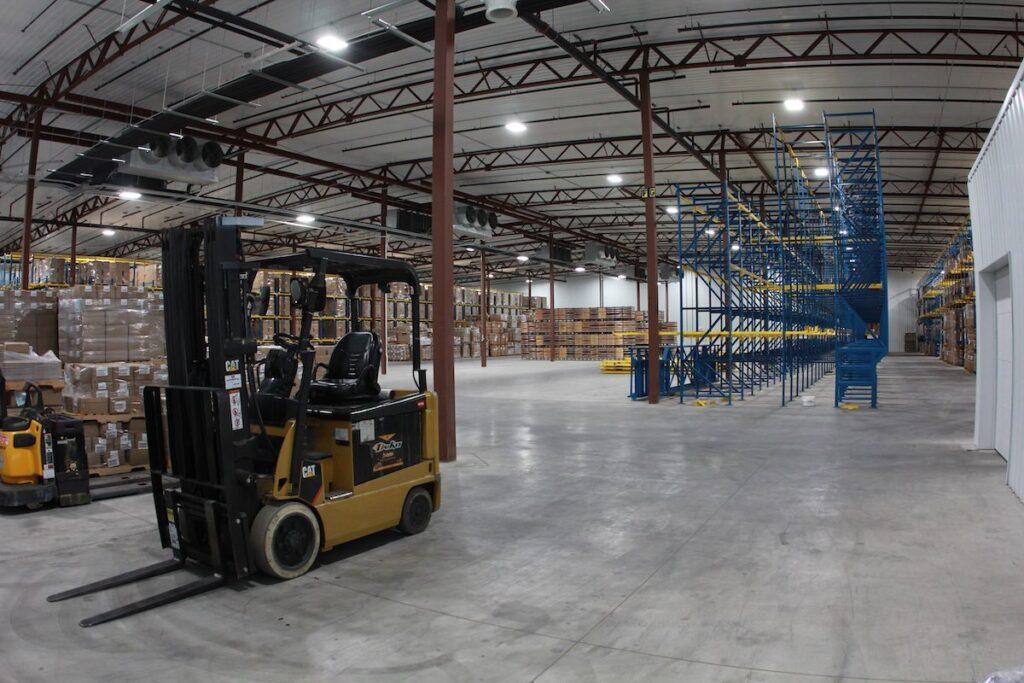 Dexter Warehouse Cold Storage Facility Southeast Minnesota