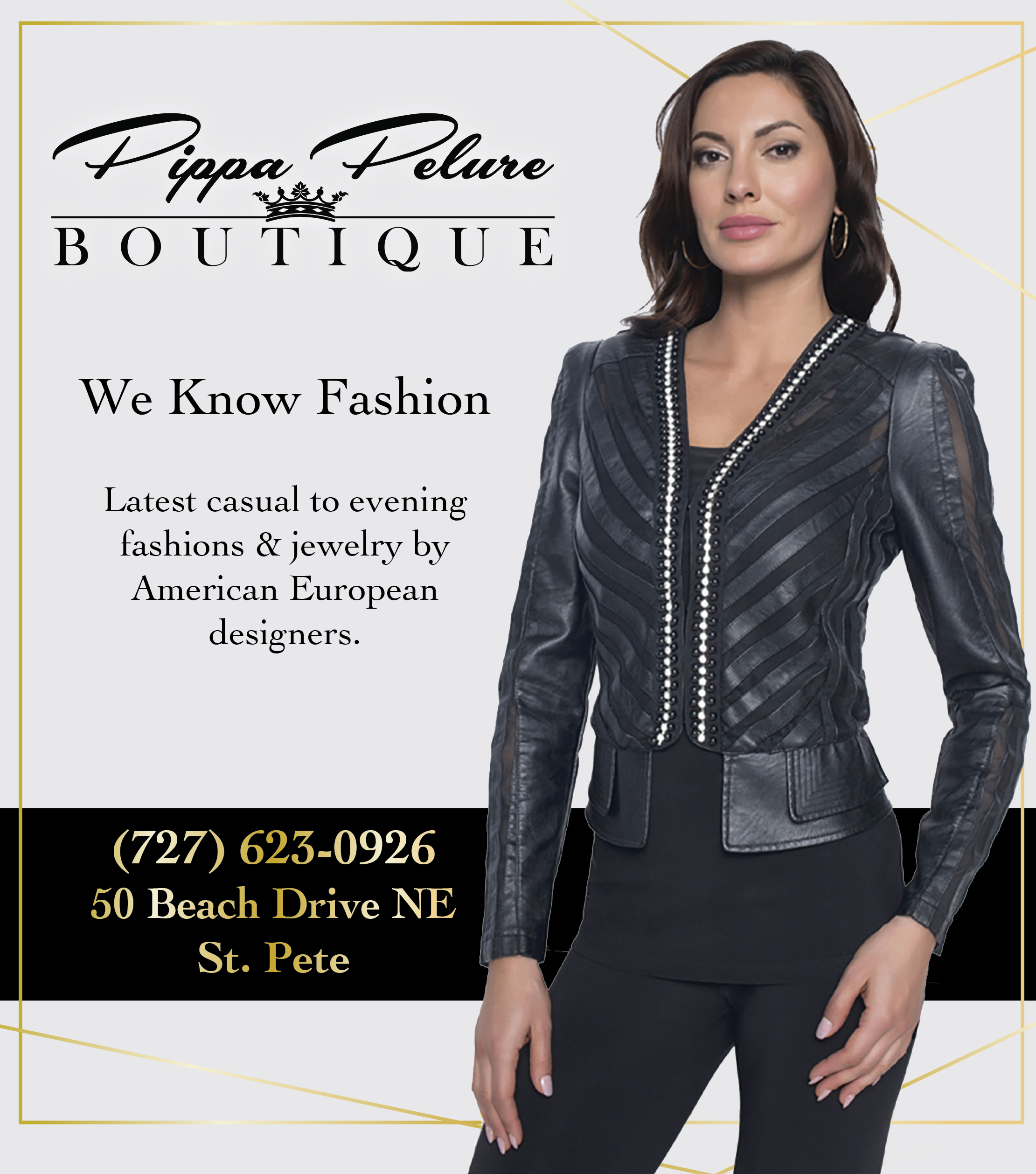 Pippa Pelure Boutique