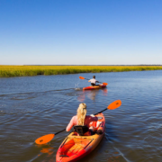 amelia island kayaking