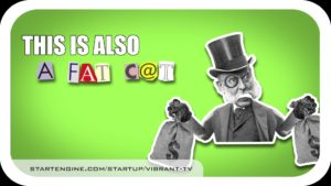 Vibrant TV Crowdfunding Commercials