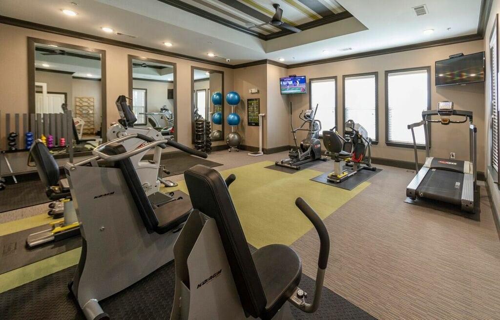 Evergreen Rowlett Fitness Center