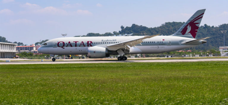 Qatar Airways Celebrates One Year of Service to Penang, Malaysia