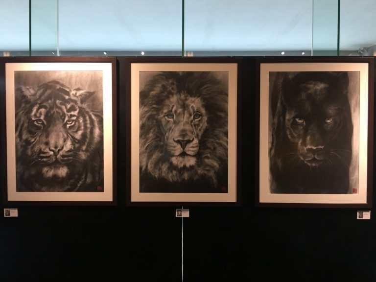 """Animal Companion"" Art Exhibition Showcase"