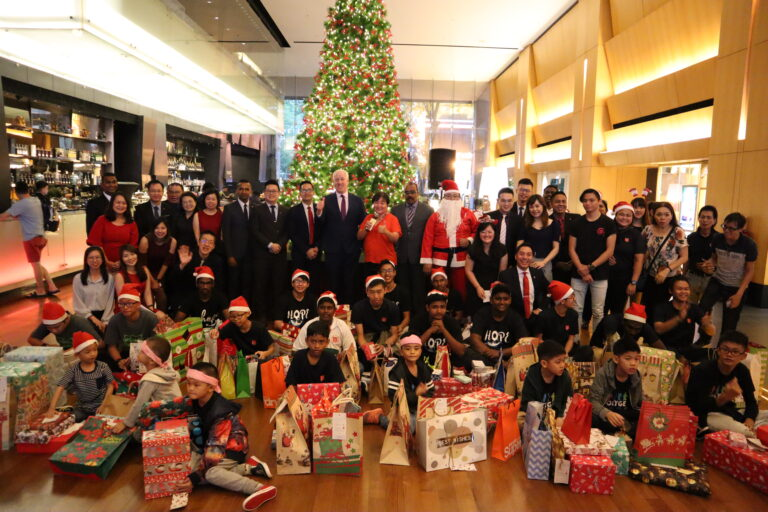 """A Time To Give"" – An Annual Charity Programme by G Hotel Penang"
