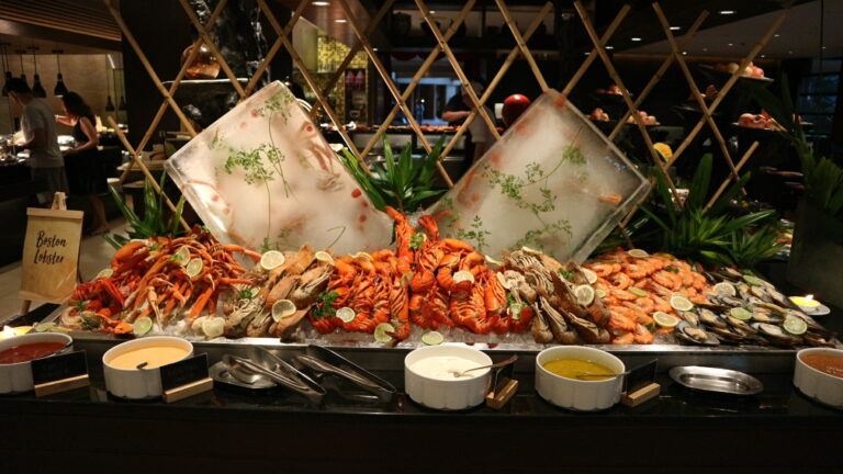 Love-A-Lobster Feast At Spice Market Café