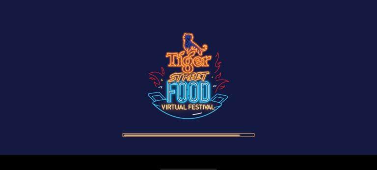 Tiger Food Street Virtual Festival
