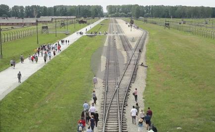 Yad Vashem Mission: Auschwitz