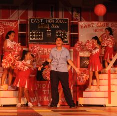 High School Musical - Camp David, Ocean New Jersey