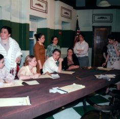 Twelve Angry Jurors - Magen David Yeshivah H.S., Brooklyn NY