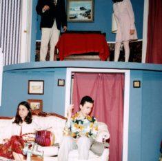 Black Comedy - Hillel Yeshiva H.S., Ocean New Jersey