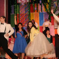 Grease - North Shore Hebrew Academy, Great Neck NY