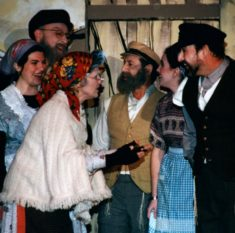 Fiddler on the Roof - The Sephardic Community Center, Brooklyn NY