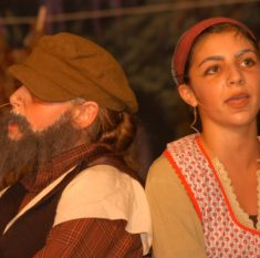 Fiddler on the Roof - Camp David, Ocean New Jersey