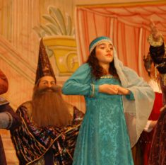 Once Upon a Mattress - North Shore Hebrew Academy, Great Neck NY