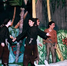 Peter Pan - North Shore Hebrew Academy, Great Neck NY