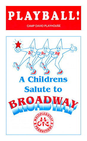 A Children's Salute to Broadway