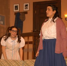Wait Until Dark - North Shore Hebrew Academy H.S., Great Neck NY