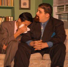 The Odd Couple - Magen David Yeshivah H.S., Brooklyn NY