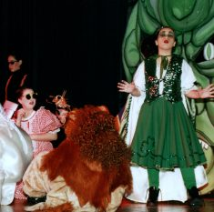 The Wiz - North Shore Hebrew Academy H.S., Great Neck NY