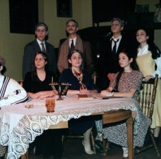 The Diary of Anne Frank - Hebrew Academy of the Five Towns and Rockaway H.S., Cedarhurst NY