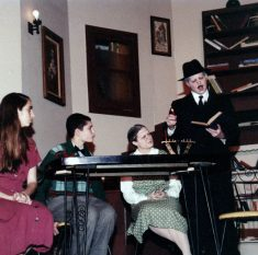 The Diary of Anne Frank - Magen David Yeshivah H.S., Brooklyn NY