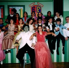 Zombie Prom - Camp David, Ocean New Jersey