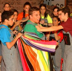 Joseph and the Amazing Technicolor Dreamcoat - North Shore Hebrew Academy H.S., Great Neck NY