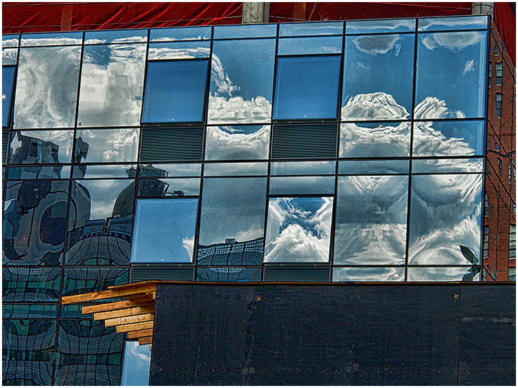 Susan Silkowitz - Funky Reflections - A IOM