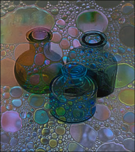 Ellen Gallagher - Bubble Still Life - Creative IOM
