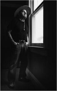 Henry Hernandez - The Urban Cowboy - B IOM BW