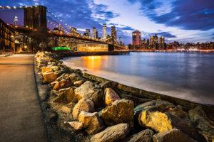Tom Sioson - Brooklyn Bridge Park - B IOM