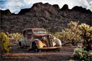 Lorraine Piskin - Old in Las Vegas - A IOM