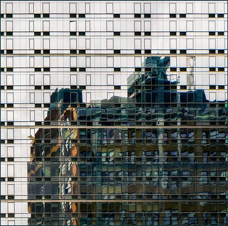 Ellen Gallagher - City Reflection - Color-A (IOM)