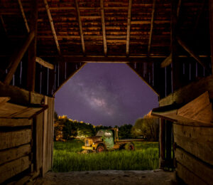 Paula Greco - View From The Barn - 10 - Color B IOM