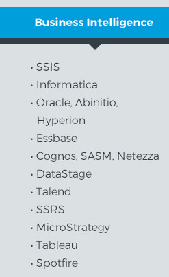 Data Science and Business Intelligence   Technosoft Corporation