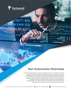 Test Automation Overview