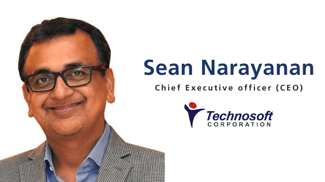 Sean Narayanan - Technosoft CEO