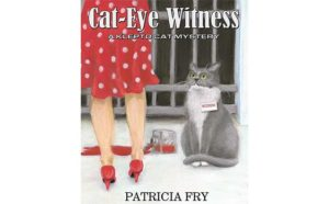 Cat Eye Witness, A Klepto Cat Mystery