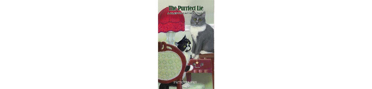 The PURRfect Lie