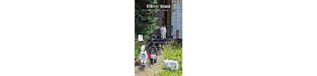 FURever Bound, A Klepto Cat Mystery