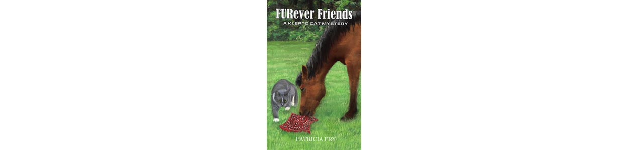 FURever Friends, A Klepto Cat mystery Book 34