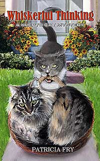 Whiskerful Thinking, A Klepto Cat Mystery, Book 43