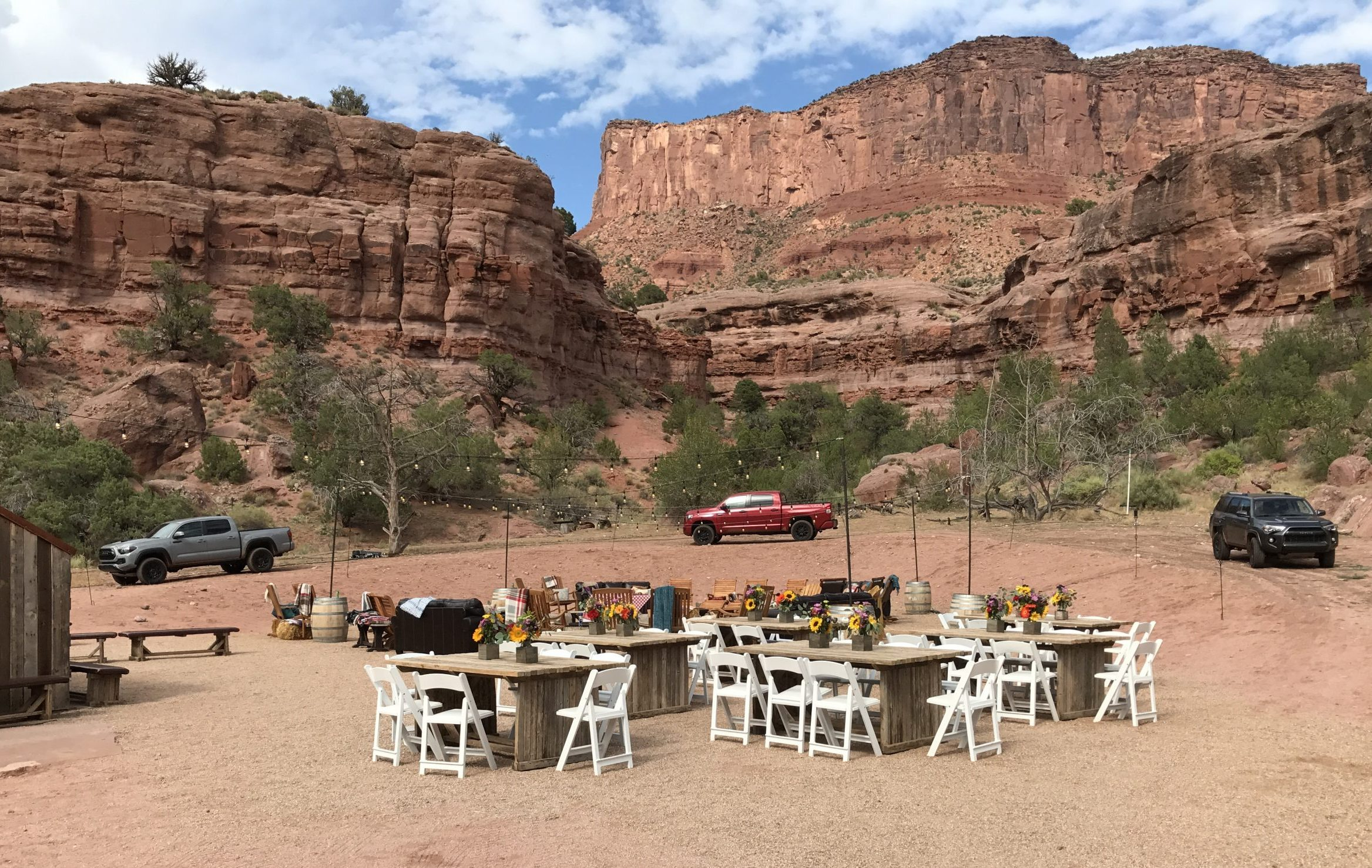 Gateway Canyons Resort Events
