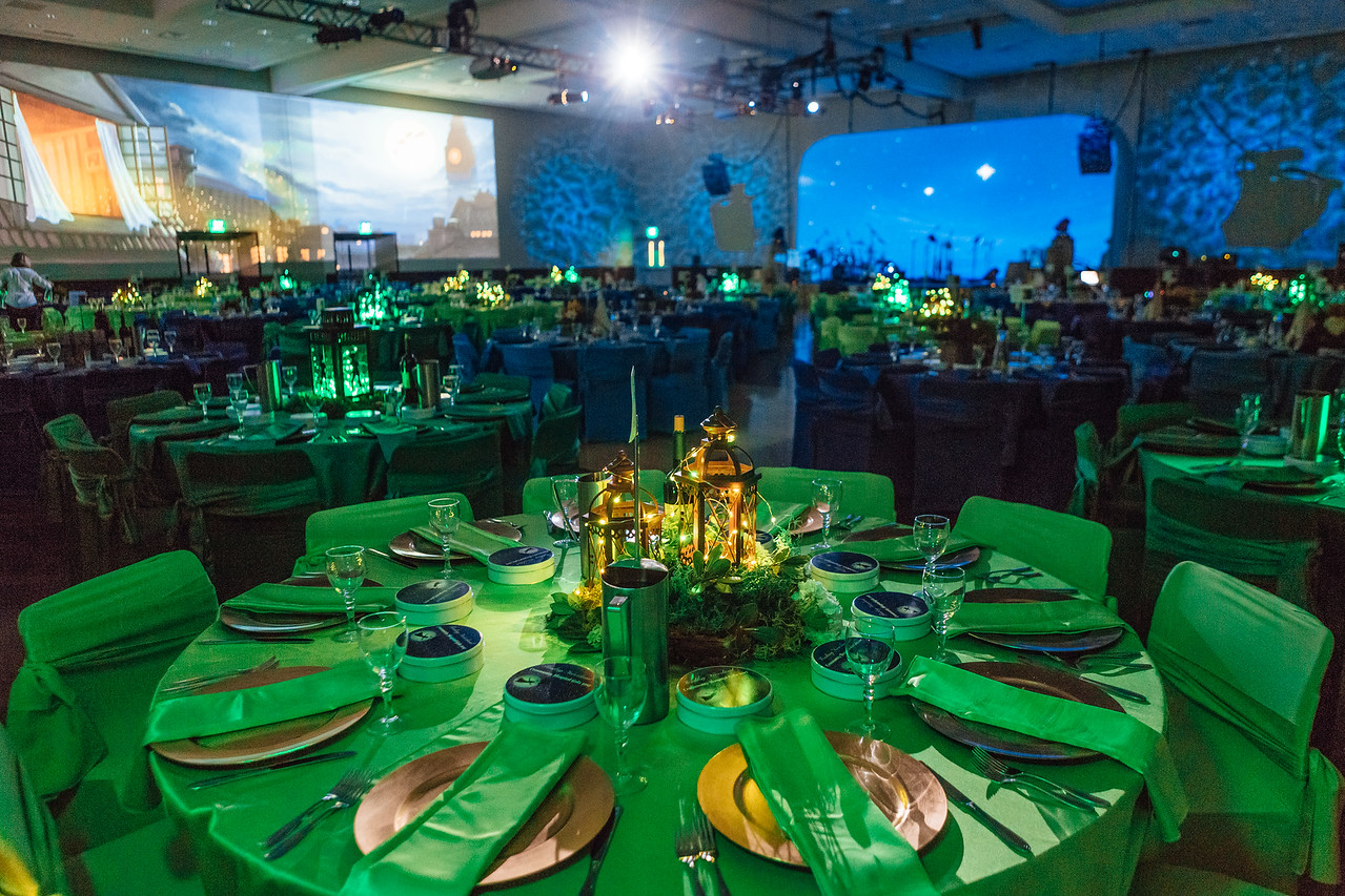 Galas | Corporate Event Rentals