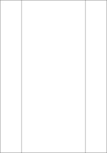 Origami Note-taking Template - Blank