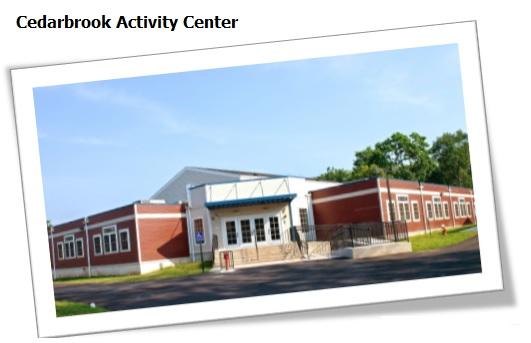 Cedar Brook Day Camp activity center