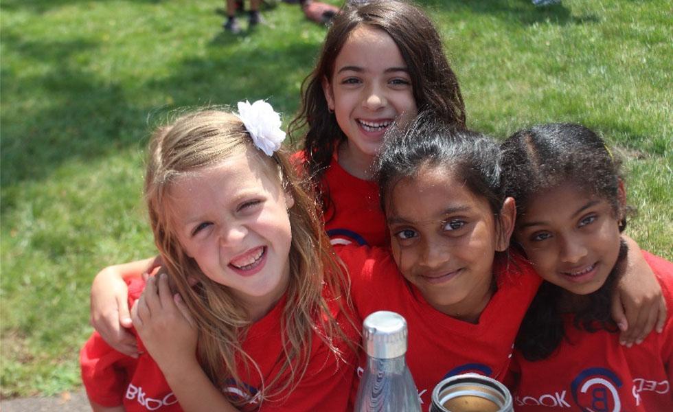 Cedarbrook Day Camp 3 Girls