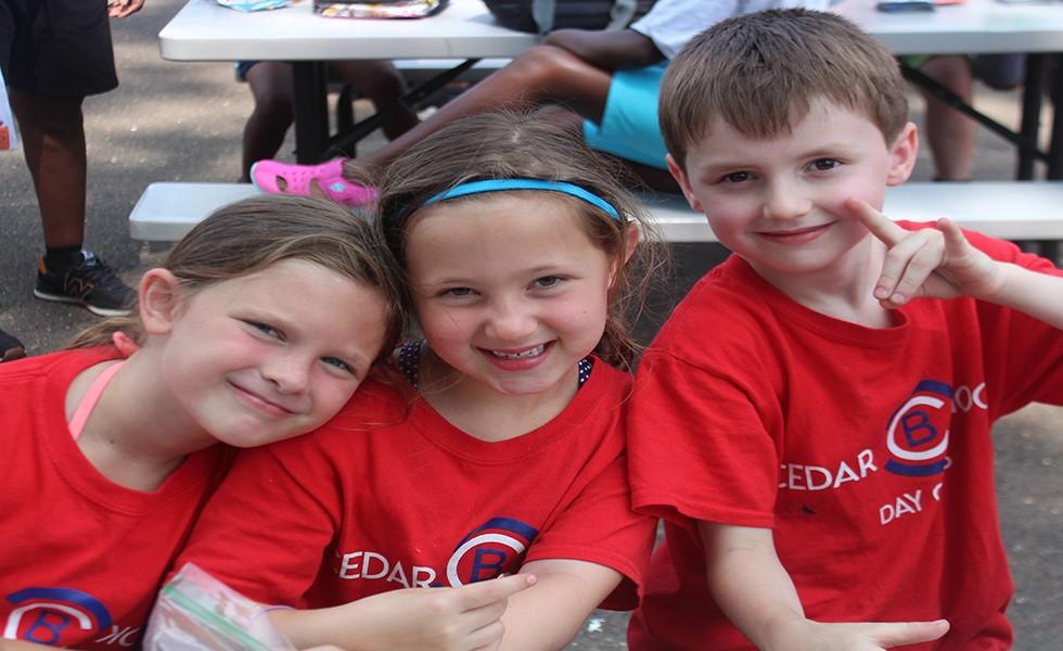 Cedarbrook Day Camp Cute Campers