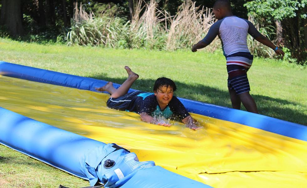 Cedarbrook Day Camp Water Park